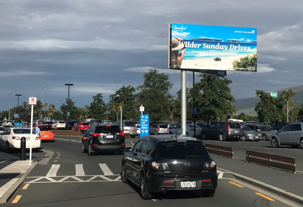 DUNE5-62 Dunedin International Airport