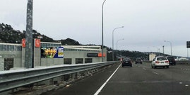 WELL38-61 SH1 at Thorndon Overbridge
