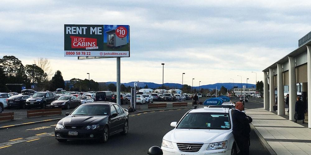DUNE5-61 Dunedin International Airport